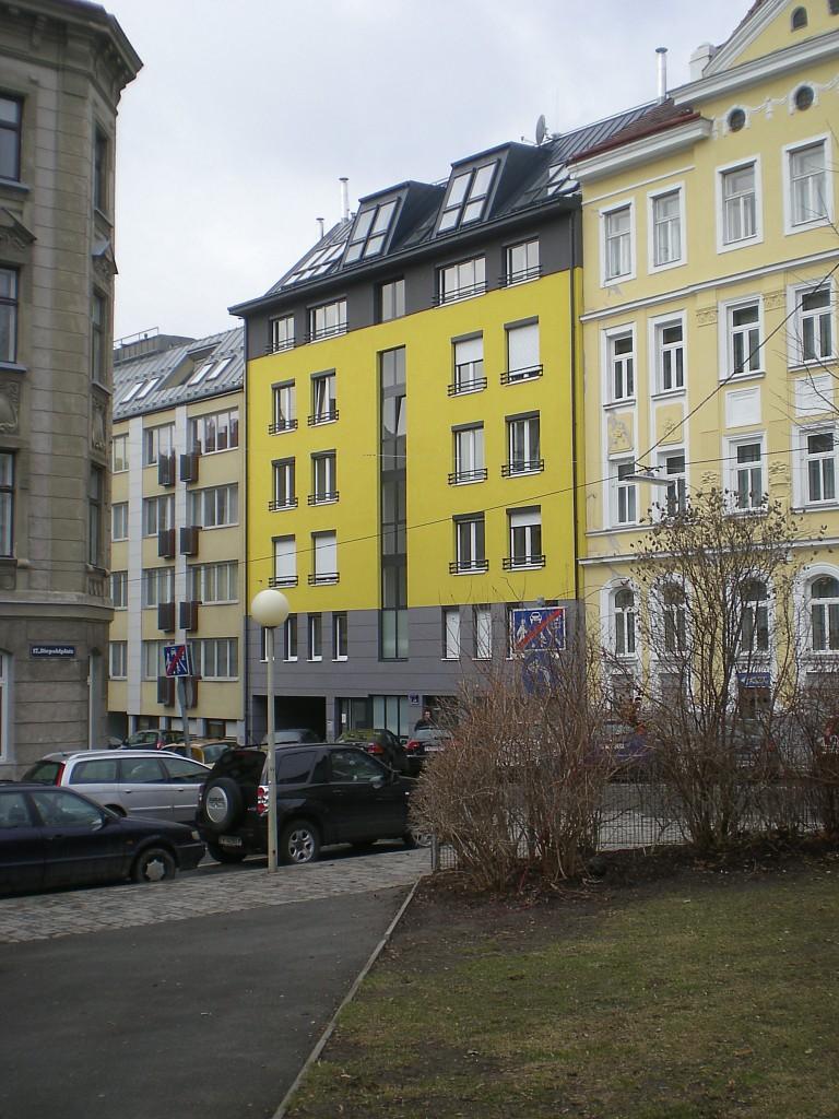 Wohnhaus Wien 17