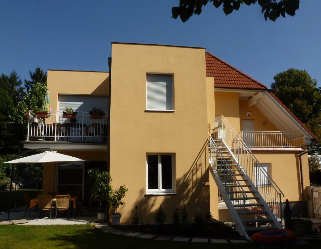 Einfamilienhaus Wien 23