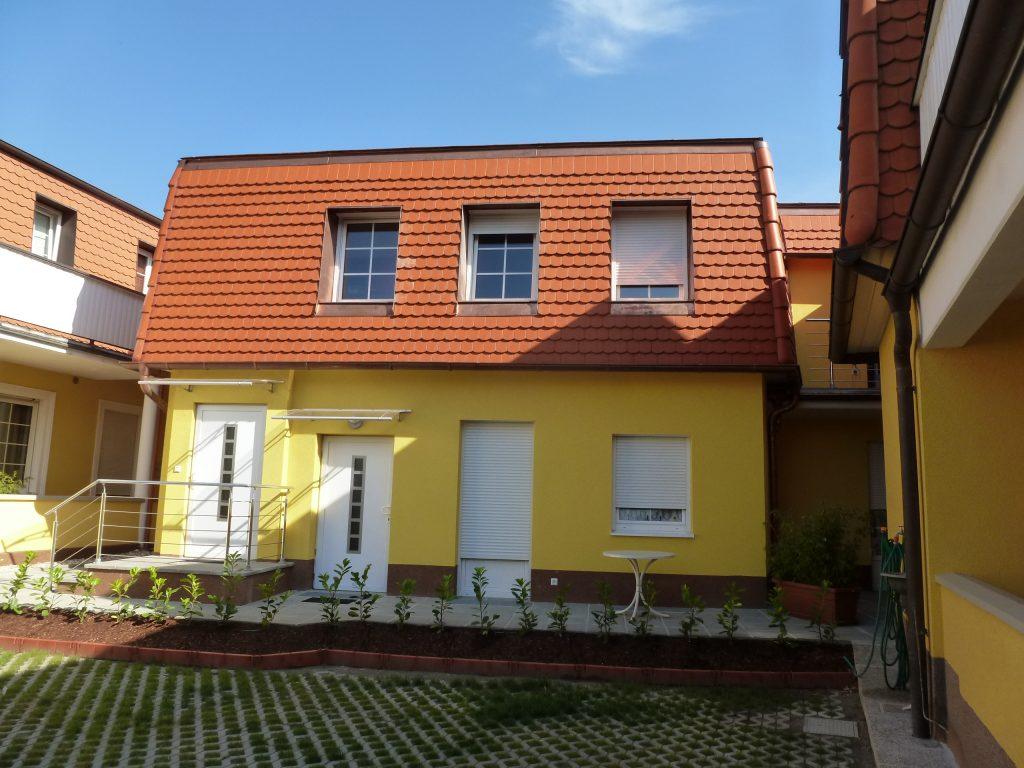 Einfamilienhaus in Wien 23
