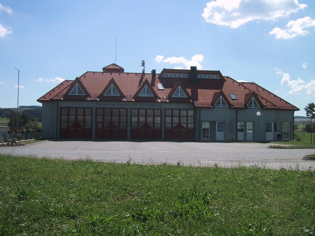 Feuerwehrhaus Martinsberg