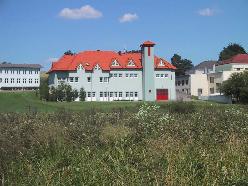 Feuerwehrhaus und Musikschule Martinsberg