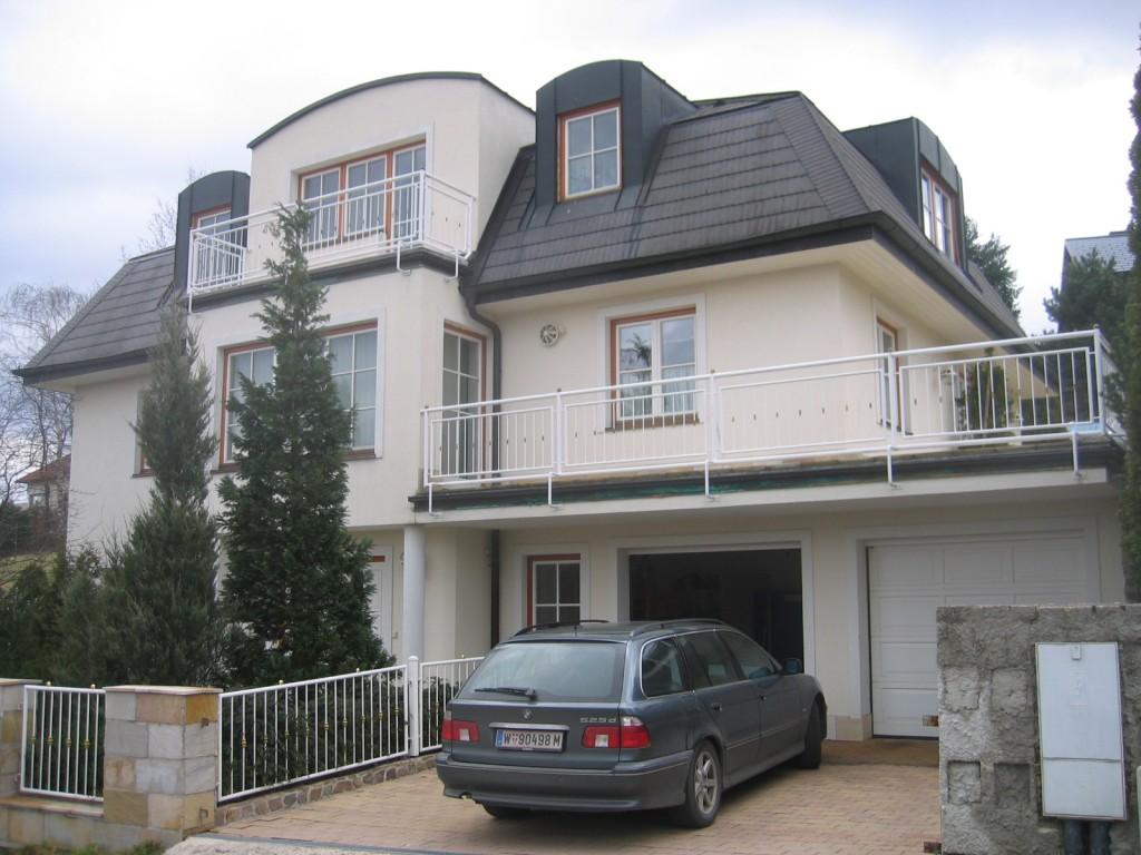 Einfamilienhaus im Wienerwald
