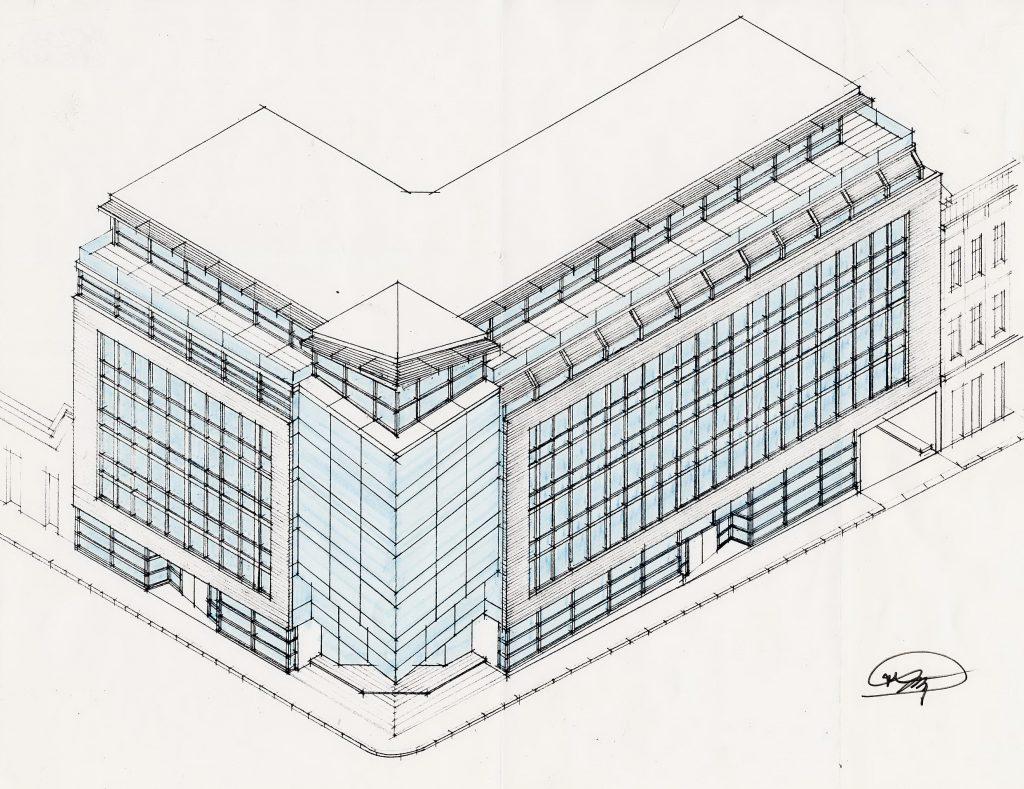 Bürohaus Wien 12